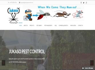 Jukaso Pest Control